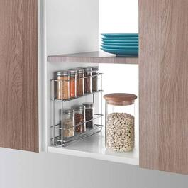 Metaltex In and Out Space Saving Retractable Spice Holder