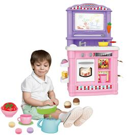 Toy Chef Pretend Play Kitchen Set