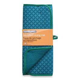 Proctor Silex Teal Dish Drying Mat - 20in.