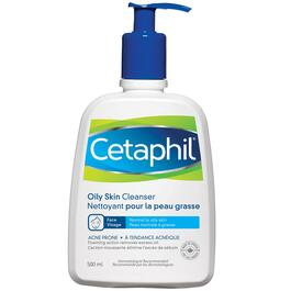 Cetaphil Oily Skin Cleanser - 500ml