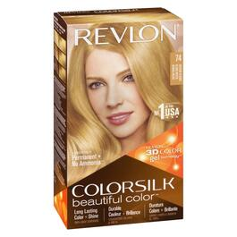Revlon ColourSilk Beautiful Colour Medium Blonde - No. 74