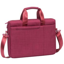 Rivacase Red Laptop Bag - 13.3in. - 14in.