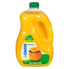 Oasis 100% Pure Premium Orange Juice with Pulp - 2.5L