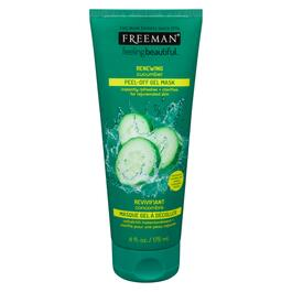 Freeman Feeling Beautiful Renewing  Cucumber Peel-Off Gel Mask - 175ml