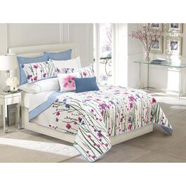 Safdie & Co. Sabrina King Premium Quilt Set - 3pc.