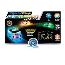 Mindscope Twister Tracks Chameleon Racer Set