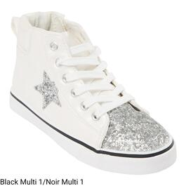 BELLA & BIRDIE Girl's Novelty High Tops - 11-4