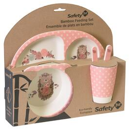 Safety 1st Bamboo Feeding Set - Garden Party