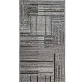 Avocado Décor Silver Esterno Urban Rug - 2.3ft.x7.1ft.
