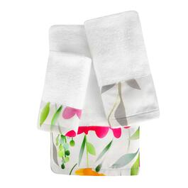 Millano Whimsicle Cotton Towel Set - 3pc.