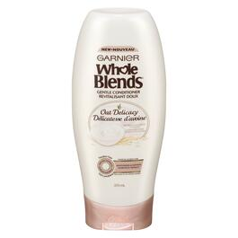 Garnier Whole Blends Oat Delicacy Gentle Conditioner - 370ml