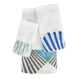 Millano Midori Cotton Towel Set - 3pc.