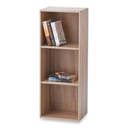 HomeStyles Natural 3-Tier Bookcase