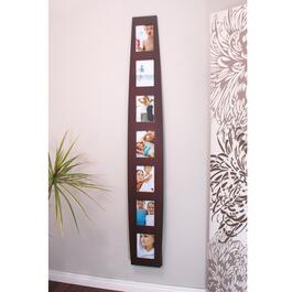 Summit 7-Opening Floor or Wall Collage Frame - Espresso