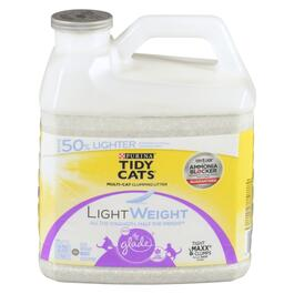 Tidy Cats Lightweight Cat Litter with Glade Blossoms - 6lb.