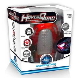 Mindscope HoverQuad RC Stunt Car - Red