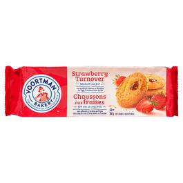 Voortman Bakery Strawberry Turnover Soft Cookies - 300g
