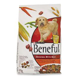 Purina Beneful Beef Dog Food - 1.8kg