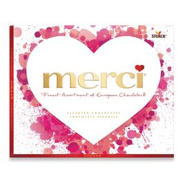 Merci Chocolate Heart - 250g