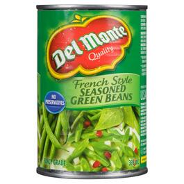Del Monte French Style Seasoned Green Beans - 398ml