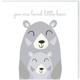 Little Bear - 12in. x 12in.