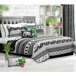 Safdie & Co. Spirit Double/Queen  Premium Quilt Set - 3pc.