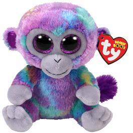 TY Beanie Boos Baby - Suri the Multi-Coloured Monkey