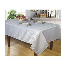 Jaquard Waterproof Table Cloth