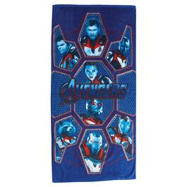 Avengers End Game Bath Towel - 58in.