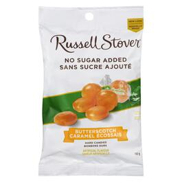 Russell Stover Butterscotch Hard Candies - 150g