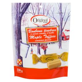 Original Foods Maple Toffee - 330g