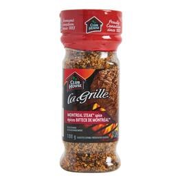 Club House La Grille Montreal Steak Spice Seasoning - 188g