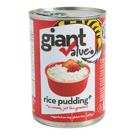 Giant Value Rice Pudding - 400g