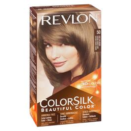Revlon ColourSilk Beautiful Colour Light Ash Brown - No. 50
