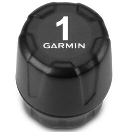 Garmin Motorcycle Tire Pressure Monitor Sensor (for use with zumo 390LM)