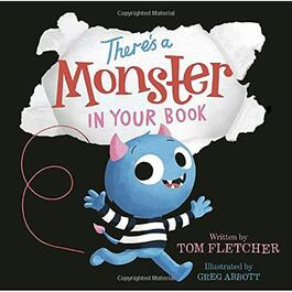 There's a Monster in Your Book - English Only