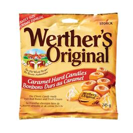 Werther's Original Hard Caramel Candy - 245g