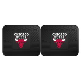 NBA Chicago Bulls Utility Mat Set - 2pk.