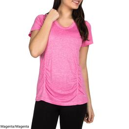 ACX Active Women's Ruched T-Shirt - S-XL