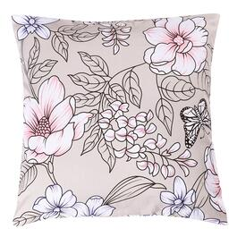 Millano Magnolia Printed Cushion - 18in.