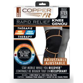 As Seen On TV Copper Fit Rapid Knee Pain Relief