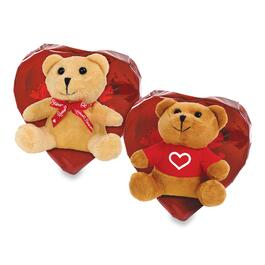 Russell Stover Valentine Heart with Bear - 99g