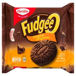 Christie Fudgee-O Original Cookies - 303g
