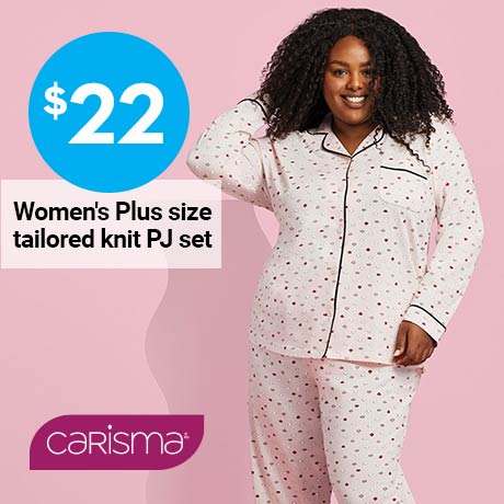 Tailored for perfect dreams. Shop women's sleepwear.