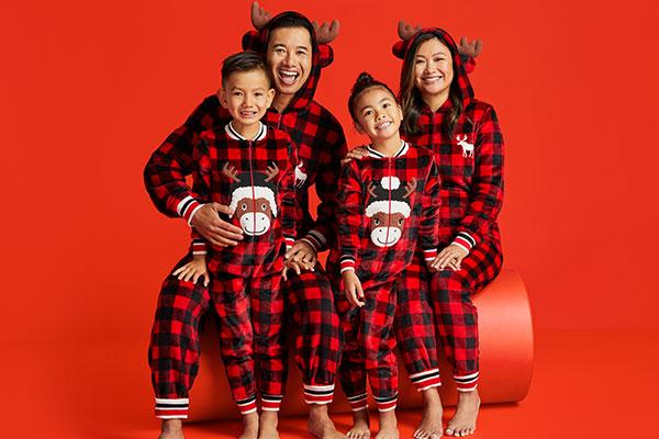 Family sleepwear