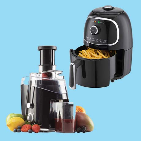 Eat Healthy for less. Shop small kitchen appliances.
