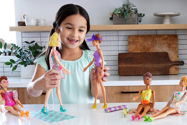 Toys, plush & games