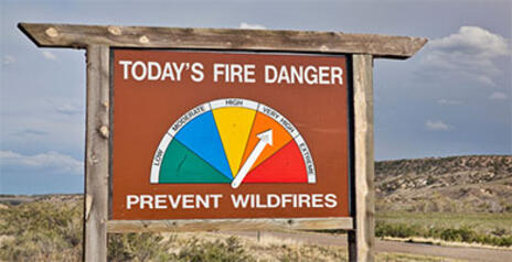 Read Article on Know how to stack the odds. Protect your place against wildfire