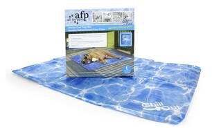 Thumbnail of the ALLF FOR PAWS STAY COOL DOG MAT