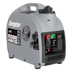 Thumbnail of the Energizer 2,000W Quiet Inverter Generator with Parallel